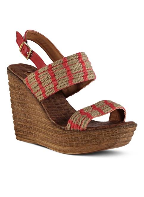 Marjin Ayakkabı Kırmızı